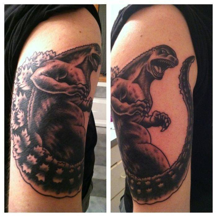 Świetne tatuaże 83