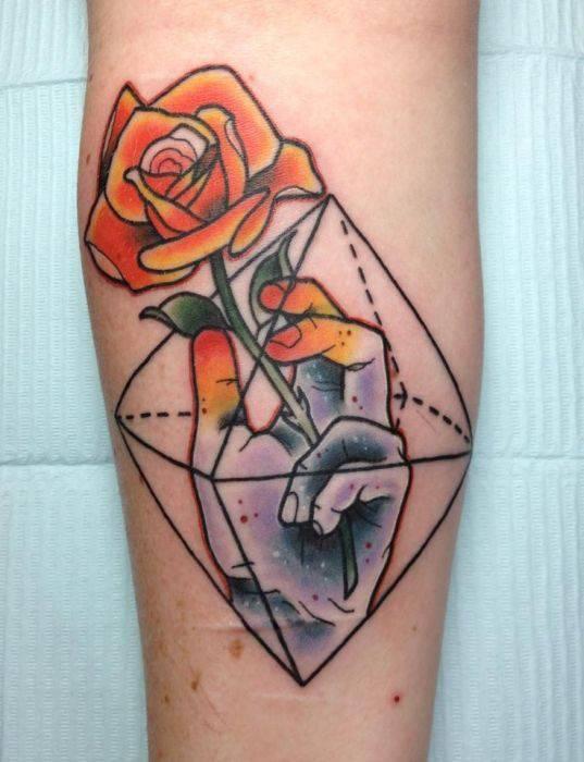 Świetne tatuaże 64