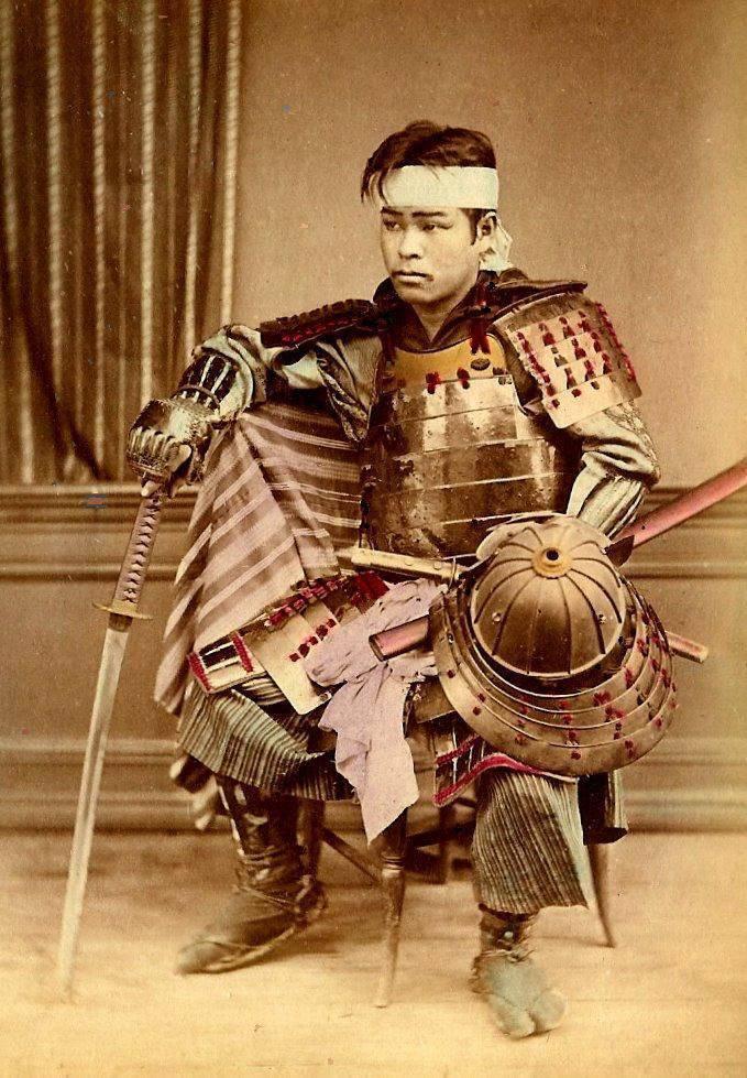 Samurajowie 36