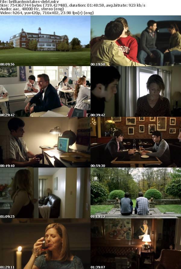 Brilliant Mistakes 2013 DVDRip x264-DeBTViD
