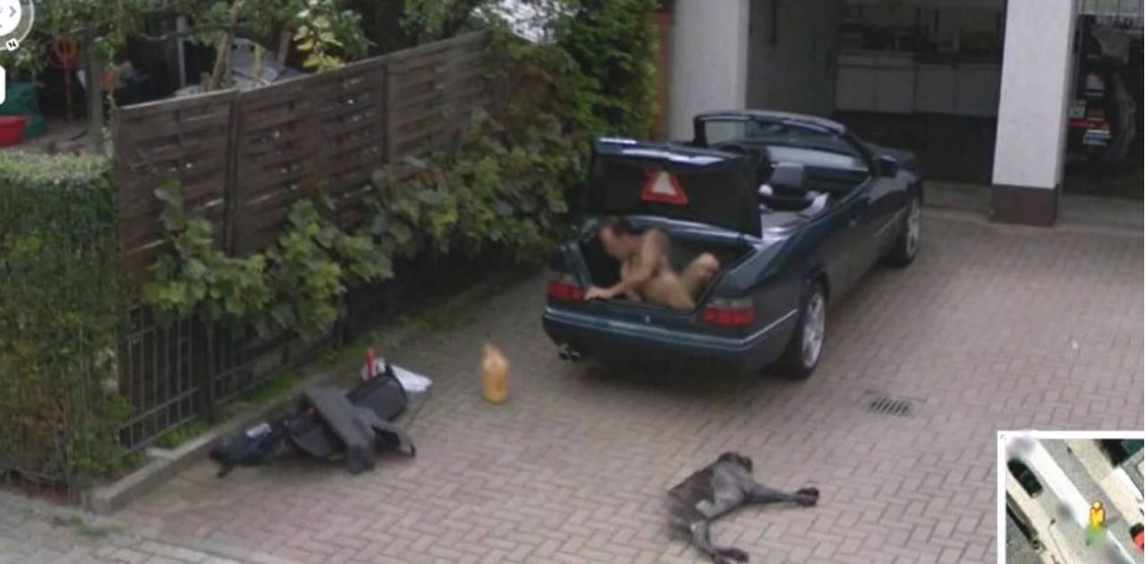 Najdziwniejsze zdjęcia z Google Street View #4 6