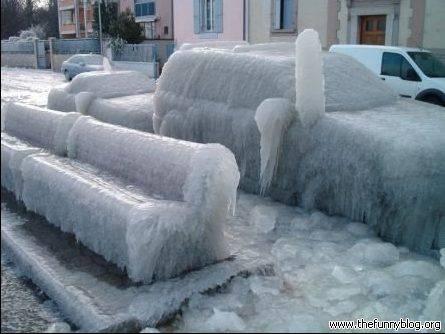 Kierowcy kontra zima 28