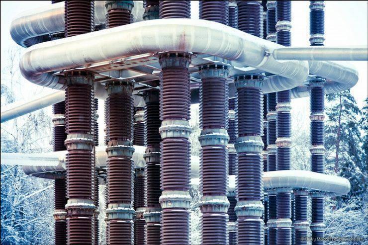 Tajemniczy generator wysokich napięć 11