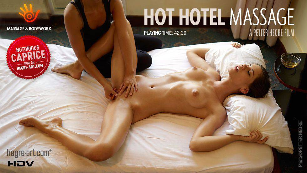 Little Caprice - Hot Hotel Massage (2011) [FullHD 1080p]