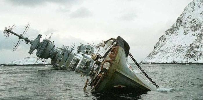 Opuszczone statki 13