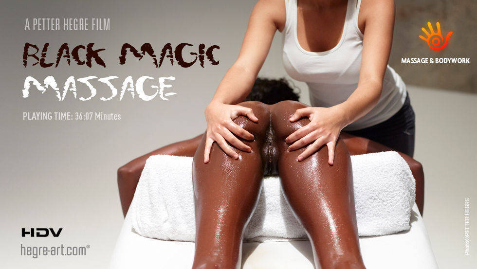 Valerie - Black Magic Massage (2011) [FullHD 1080p]