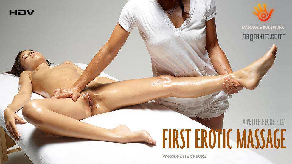 Nikola - First Erotic Massage (2011) FullHD 1080p