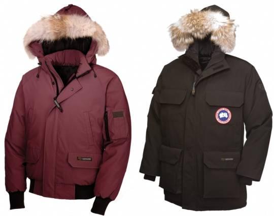 winter jacket canada goose
