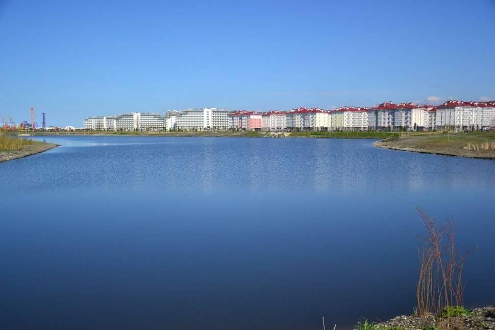 Opustoszała wioska olimpijska w Soczi 31