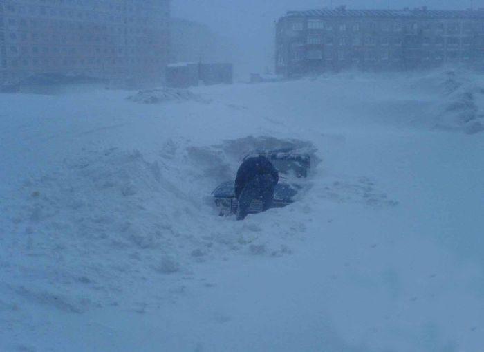 Zima po rosyjsku 4
