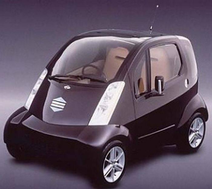 Japońskie samochody koncepcyjne 36