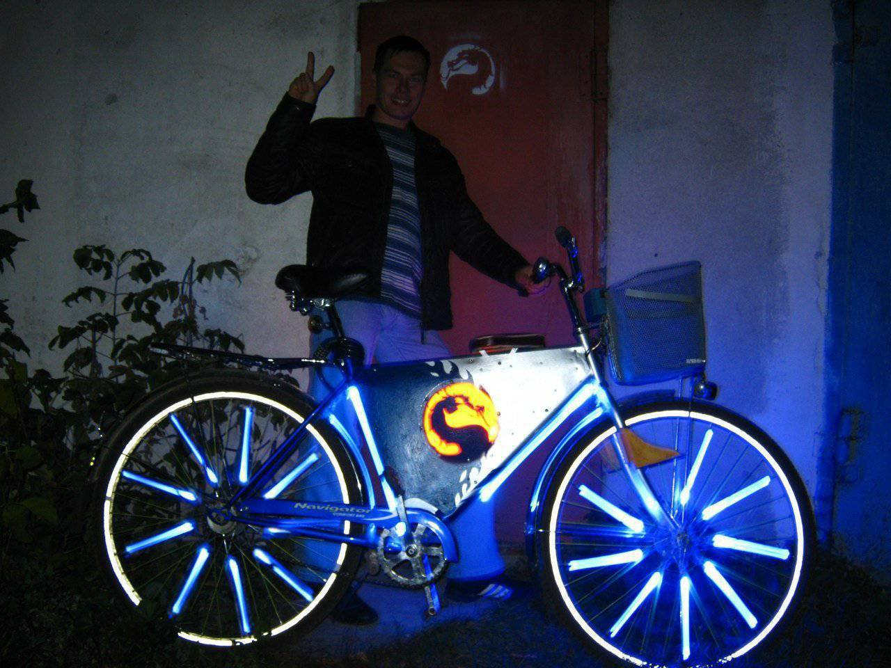 Rowerowy tuning 17
