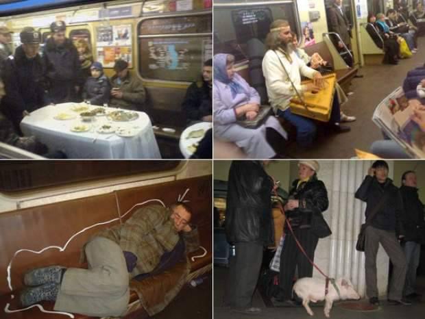 Rosyjskie metro 1