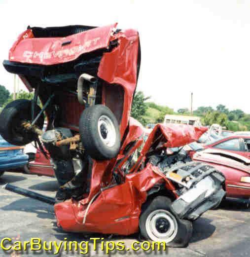 Wypadki samochodowe #4 5