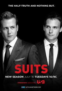 Suits 2011 Season1 Complete S01 720p BRRip x264 AAC DD5 1-PSYPHER