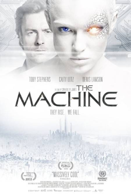 The Machine 2013 1080p BluRay AVC DTS-HD MA 5 1-HDA