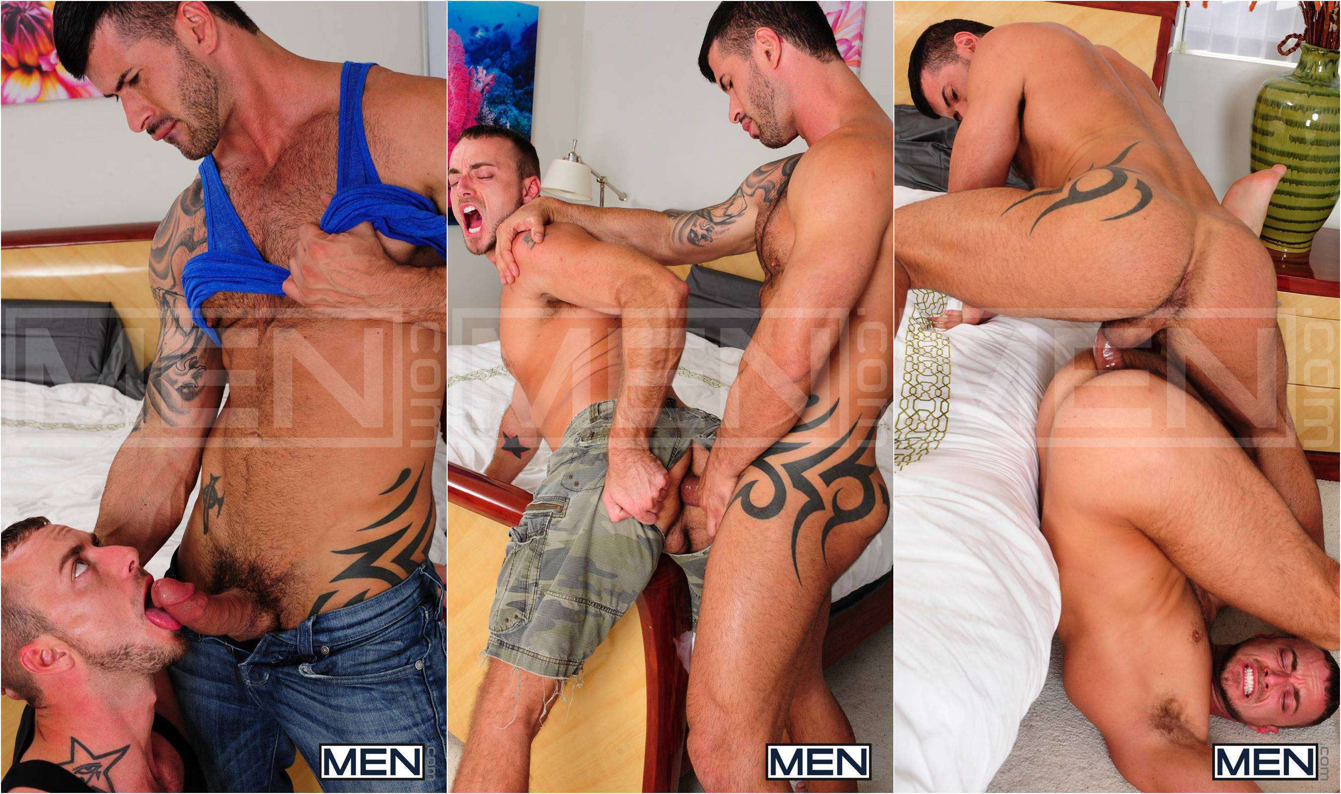 MEN – Drill My Hole – Caught Cheating – Adam Killian & Jessie Colter