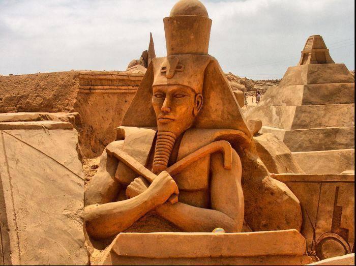 Rzeźby z piasku #2 4
