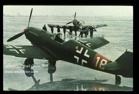 Samoloty z okresu II wojny światowej 5
