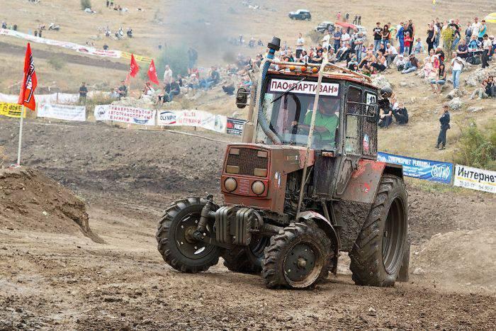 Wyścigi traktorów #2 25