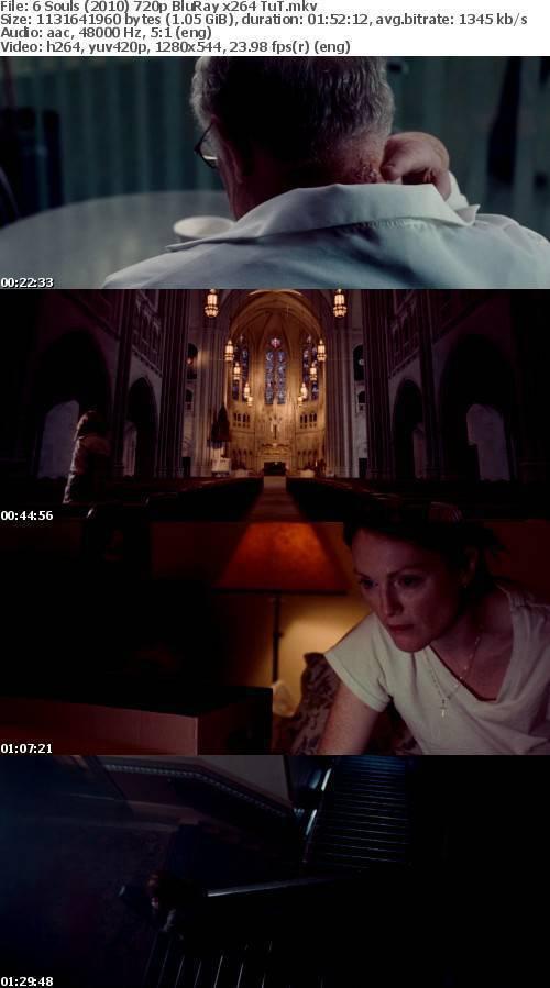 6 Souls (2010) 720p BluRay x264 TuT