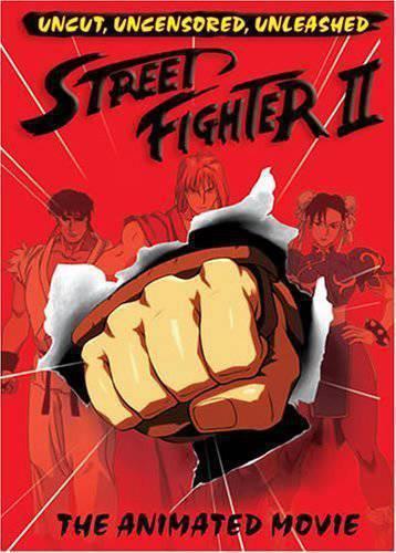 Street Fighter II The Animated Movie 1994 iNTERNAL DVDRip x264-WaLMaRT