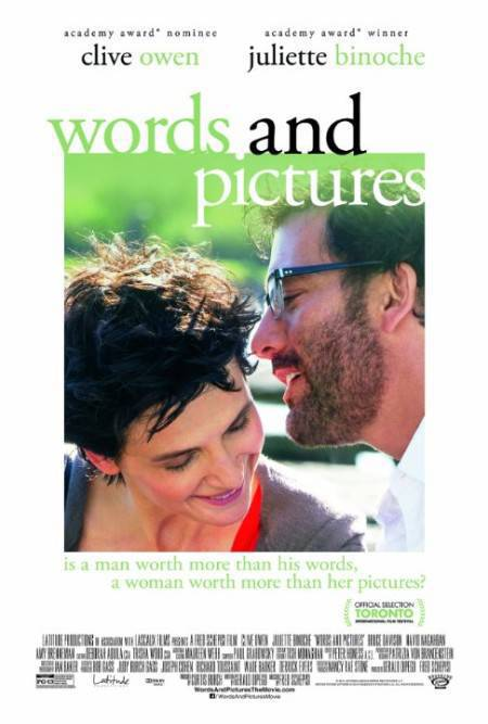 Words and Pictures 2013 BRRiP XVID AC3 MAJESTIC