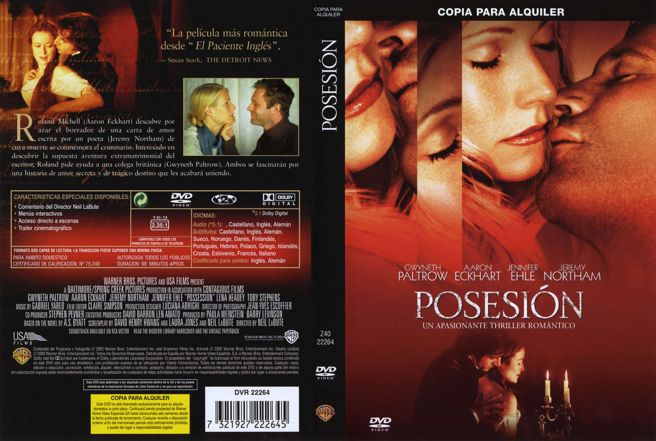 Posesión [MG][2002]