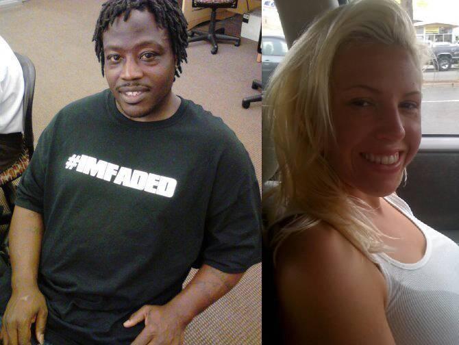 Белая женщина и черный мужчина секс