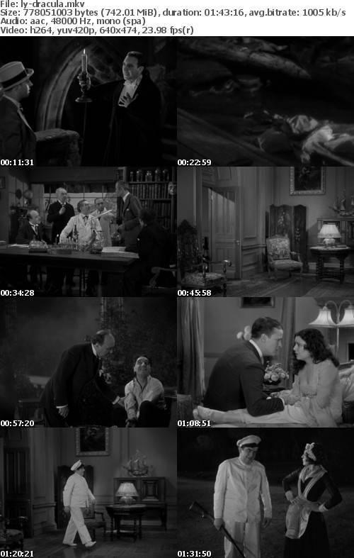 Dracula 1931 READ NFO BDRiP x264-LiViDiTY