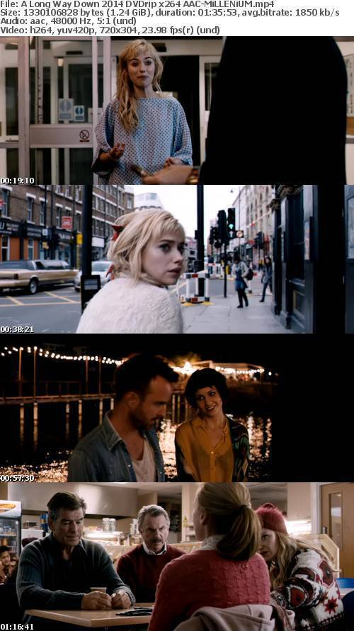 A Long Way Down 2014 DVDrip x264 AAC-MiLLENiUM