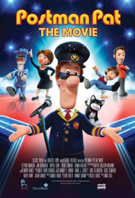 Postman Pat The Movie 2014 DVDRiP X264-TASTE