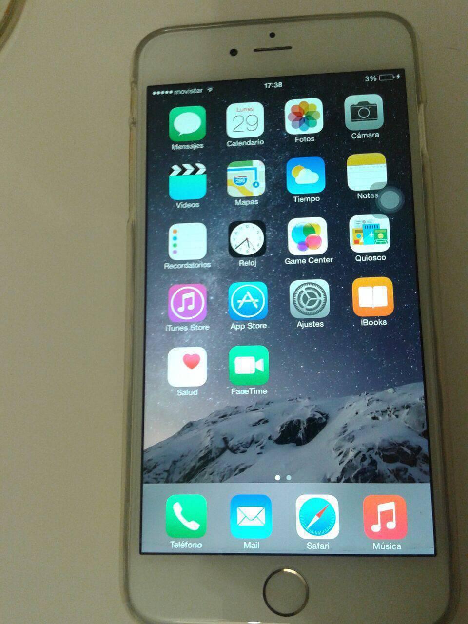 Iphone  Plus Gb Milanuncios