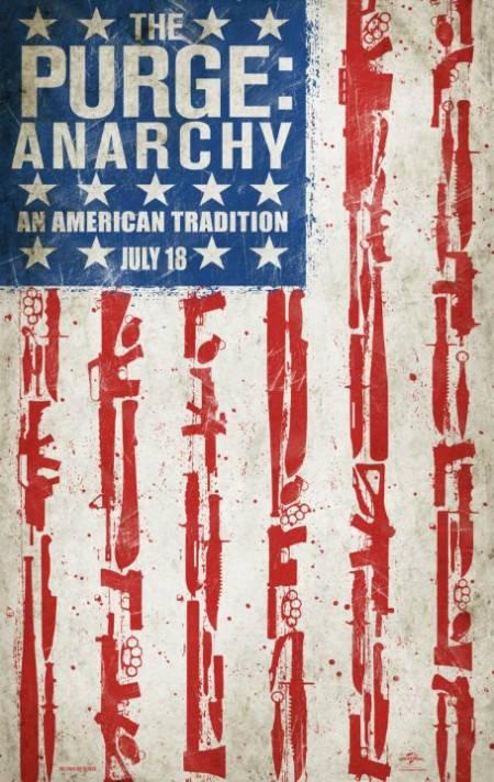 The Purge Anarchy 2014 DVDRip x264-NoRBiT