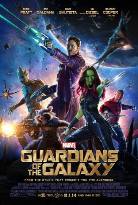 Guardians Of The Galaxy 2014 BRRip XviD-AQOS