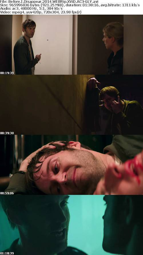 Before I Disappear 2014 WEBRip XViD AC3-GLY