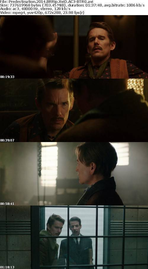 Predestination 2014 BRRip XviD AC3 - BTRG
