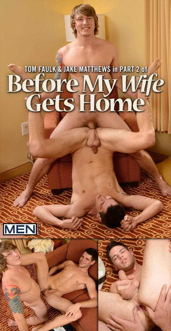 Bef0re My Wife Gets H0me, Part 2