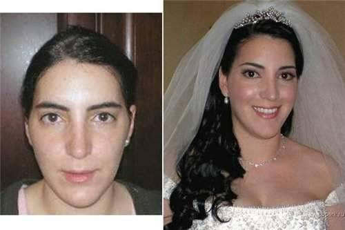 Kobiece metamorfozy: makijaż ślubny 15