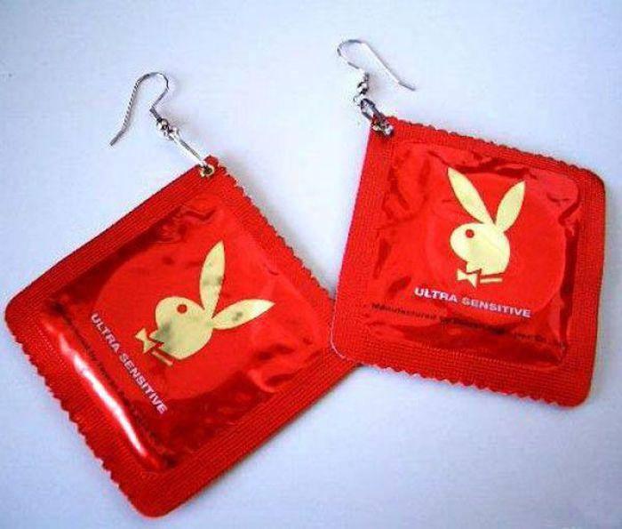 Najdziwniejsze prezerwatywy 13