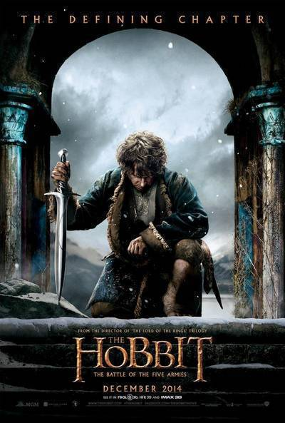 The Hobbit  The Battle of the Five Armies (2014) CAM x264 AAC-KiNGDOM