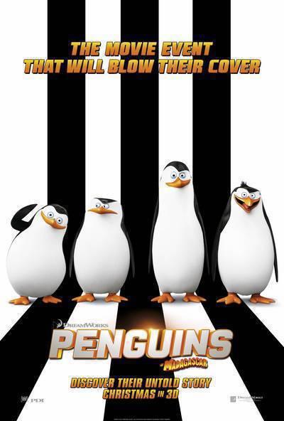 Penguins of Madagascar (2014) HC HDRip XviD AC3-EVO