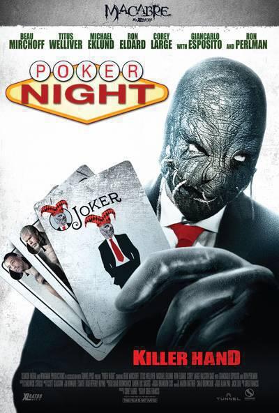Poker Night (2014) HDRip XviD AC3-RARBG