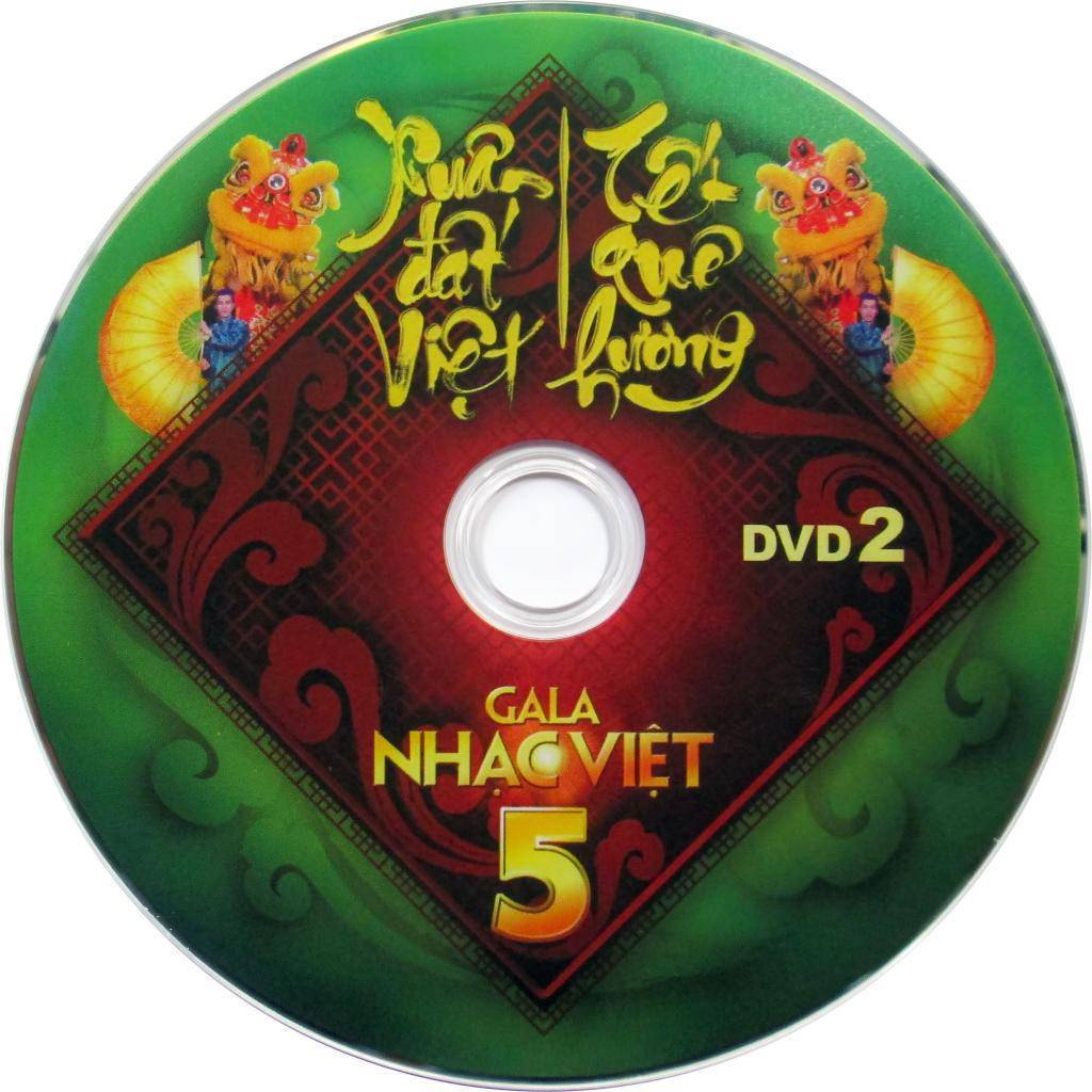 Gala Nhạc Việt 5 - Xuân Đất Việt, Tết Quê Hương 2015 DVD ISO