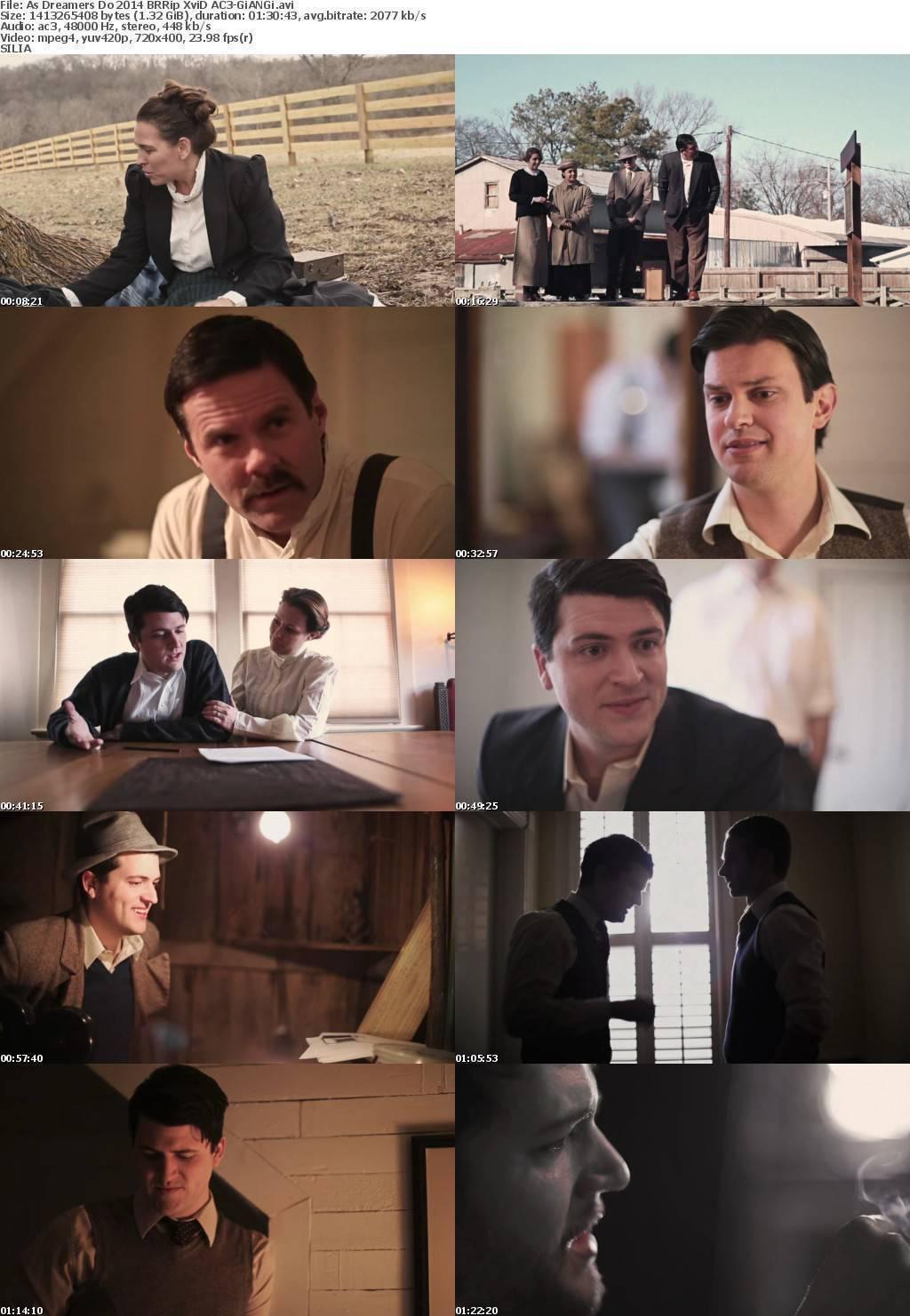 As Dreamers Do (2014) Screenshots