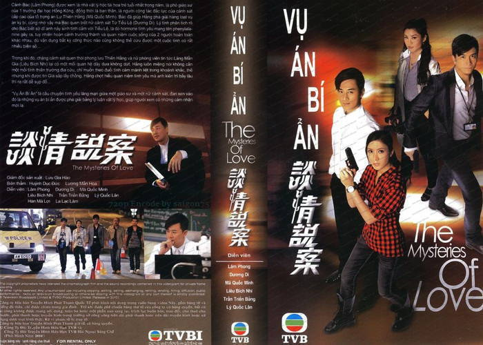 Vụ Án Bí Ẩn (2010) 25/25 Tập - USLT