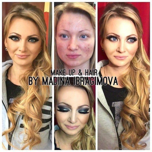 Sztuka makijażu 7
