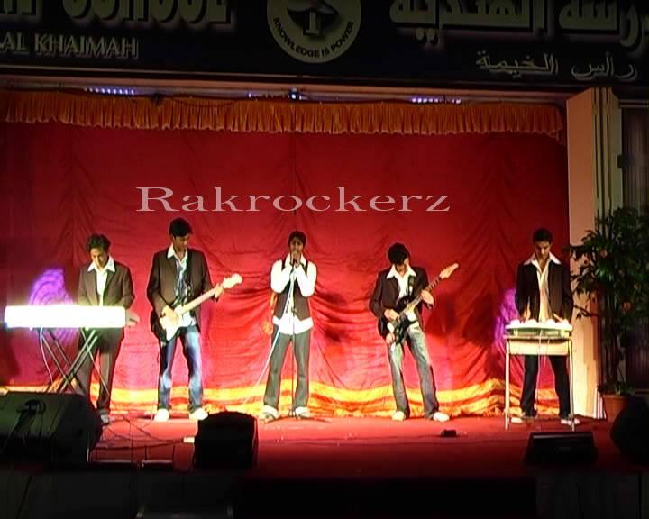 RakRockerz -First live performance 2096894e470ed76e5f679ec441b68afb5b87941