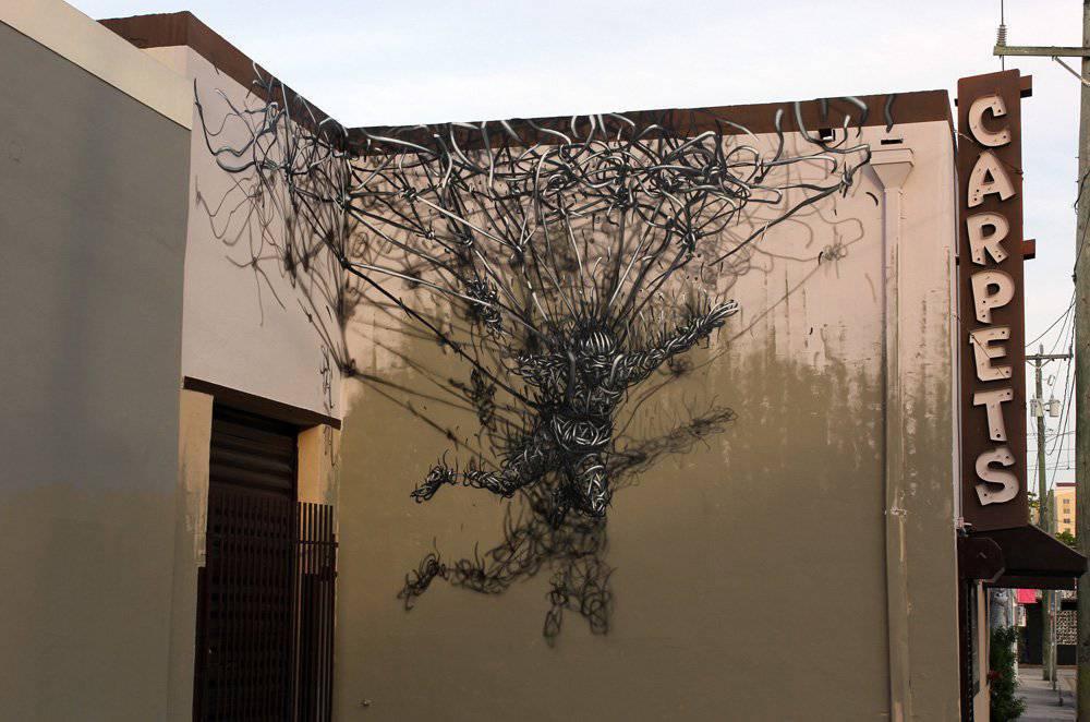Kreatywne graffiti #3 6