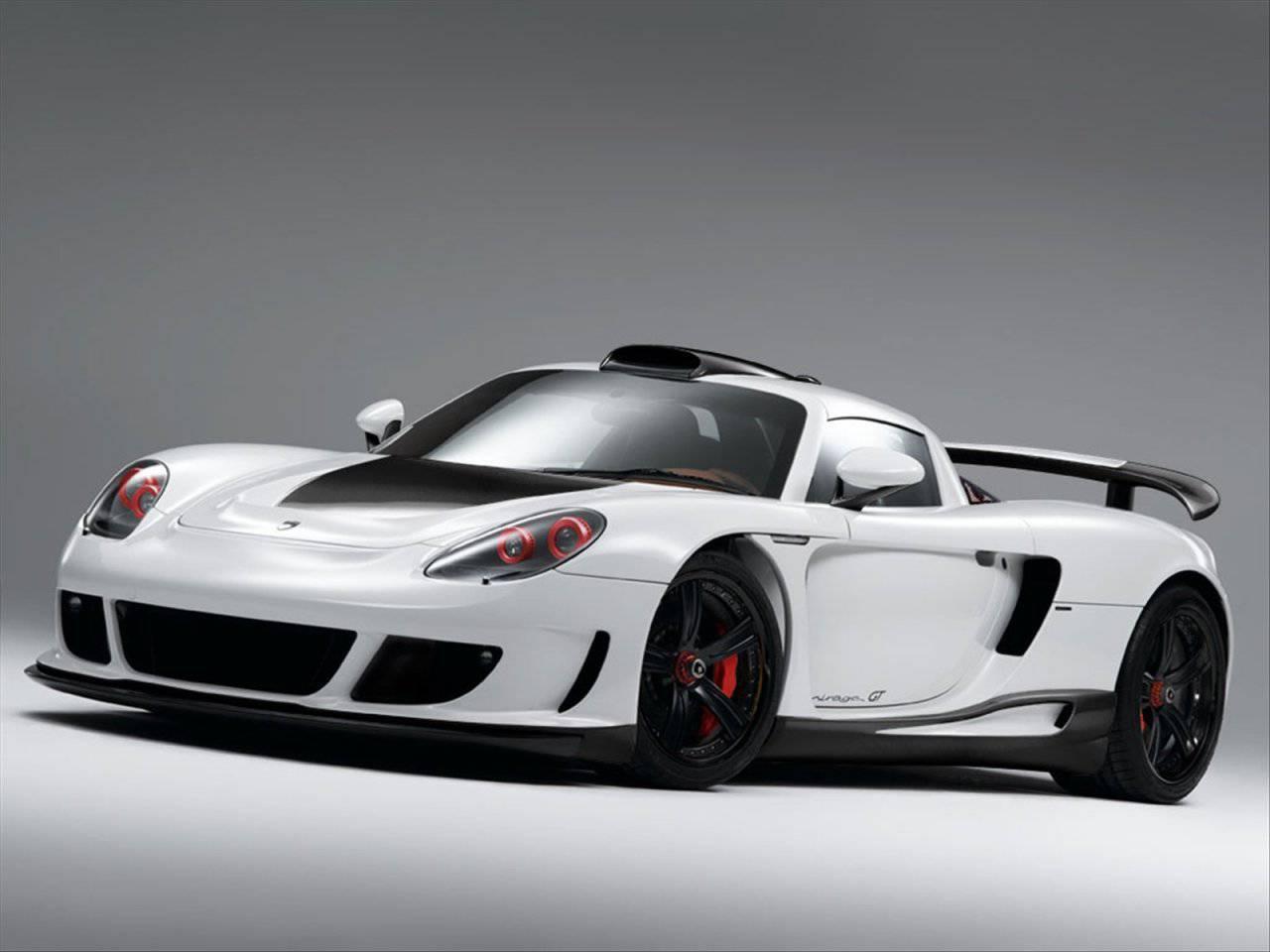 Porsche Carrera GT 12